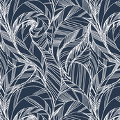 striped_feather_NAVY