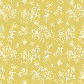 Yardley Large - Yellow