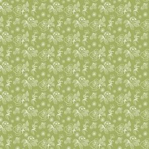 Yardley Small - Green