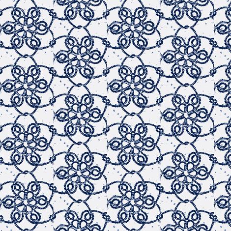 Yukata White fabric by amyvail on Spoonflower - custom fabric