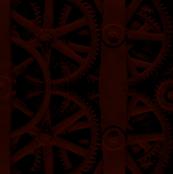 BlakOpal Expedition Gear Stripe - Deep Red