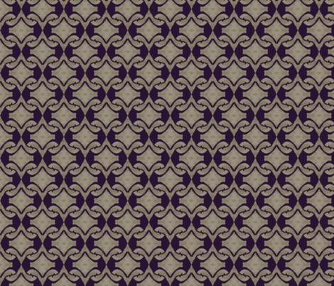 Diamonds in the rough fabric by mezzime on Spoonflower - custom fabric