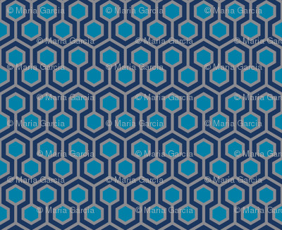 Honeycomb Serene