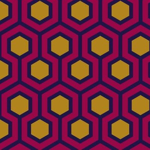 Honeycomb Geometric 2