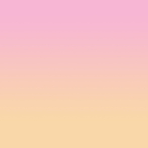gradient pink/champagne