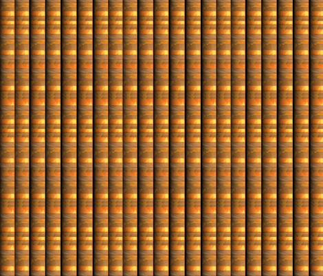 Vertical Rolled Browns, Golds and Oranges fabric by anniedeb on Spoonflower - custom fabric