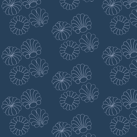 yukata maple fabric by amyvail on Spoonflower - custom fabric