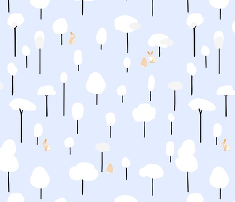Bunnies_in_a_snowy_forest_shop_preview
