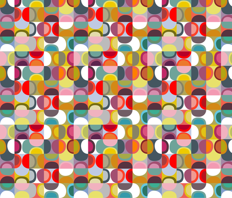 slices - juicy fabric by kurtcyr on Spoonflower - custom fabric