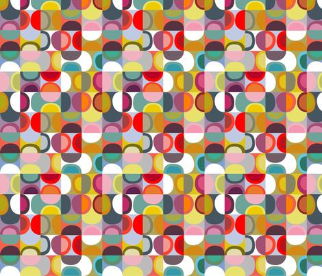slices - juicy fabric by kurtcyr on Spoonflower - custom fabric