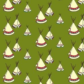 Teepee-olive