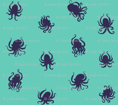 Octopus Dots