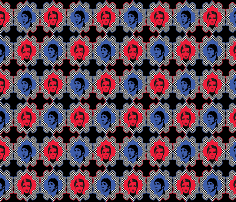 pete_and_twiggy fabric by susiprint on Spoonflower - custom fabric