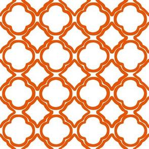 Penny's Trellis Tangerine