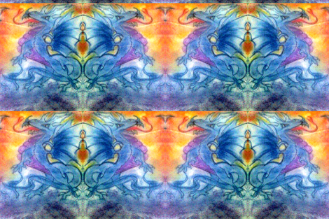 marzlene_greek_myths_2013-ed fabric by marzlene'z_eye_candy on Spoonflower - custom fabric