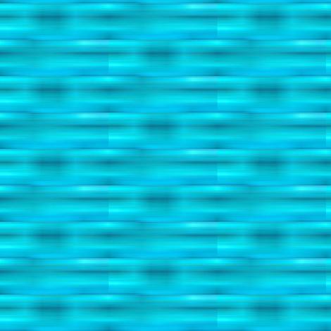 sea blue waves 9 fabric by dk_designs on Spoonflower - custom fabric