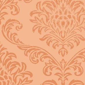 ROCK BROCADE / Peach
