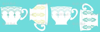 Mint tea©jill bull