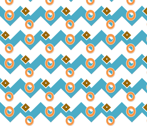 Mod V fabric by photogal on Spoonflower - custom fabric