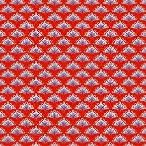 Rimini Peacock - Red