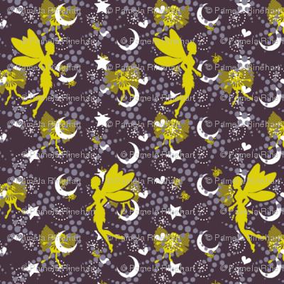 faeries on a midsummer eve