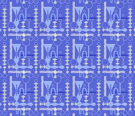 Mad Scientist Blue
