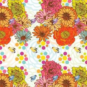 FlowersDots_BirdsField