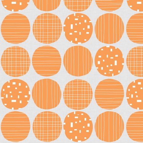 Orange_circles_fat_quarter2_grey_texture_new_shop_preview