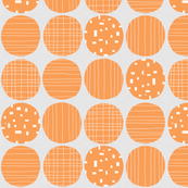 Orange Circles