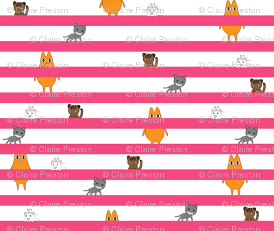 Azumanga Daioh Cats