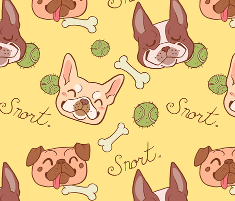 Snorty Dogs