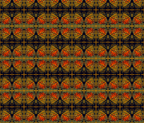 Branches-Autumn fabric by mbsmith on Spoonflower - custom fabric