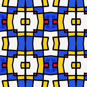 Stained Glass Windows-ed