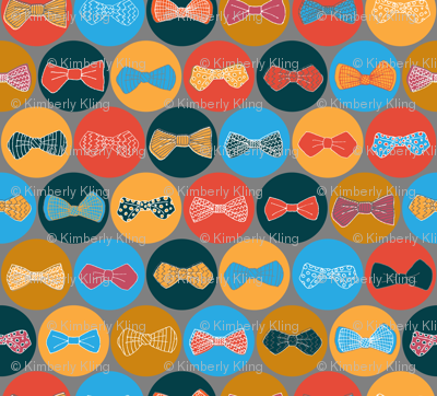 Geek Chic Bow Ties