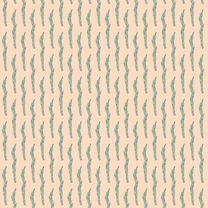 Schedonnardus paniculatus peach/green