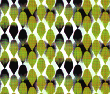 attic-aged_mod_ fabric by trafficjamas on Spoonflower - custom fabric