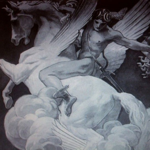 Perseus and the Wings of Pegasus