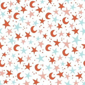 Starry Sky (red)