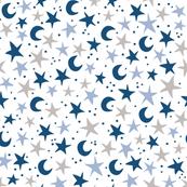 Starry Sky (blue)