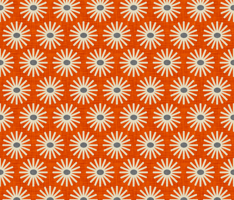 fireworks_and_orange fabric by holli_zollinger on Spoonflower - custom fabric