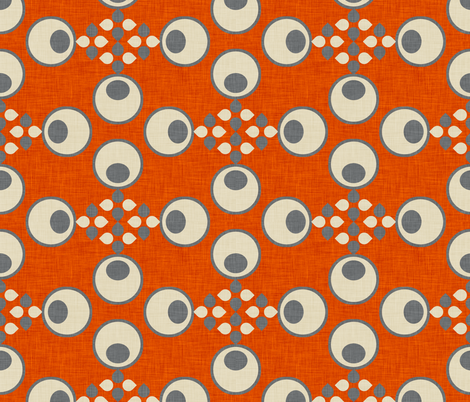 olives_and_orange fabric by holli_zollinger on Spoonflower - custom fabric