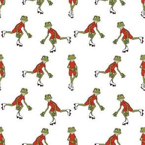 Skater Frog