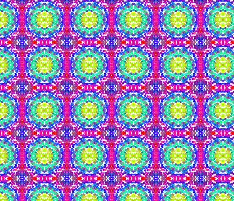 kaleidoscope_dots fabric by mammajamma on Spoonflower - custom fabric