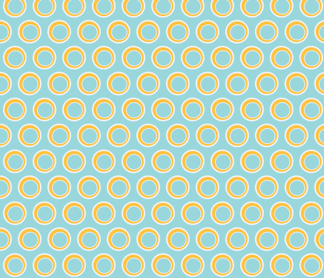 Mod Circle-ch fabric by adrianne_nicole on Spoonflower - custom fabric