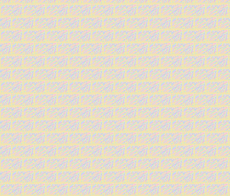 Pastel Bricks fabric by vos_designs on Spoonflower - custom fabric