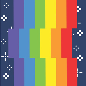 Nyan Cat Rainbow v1
