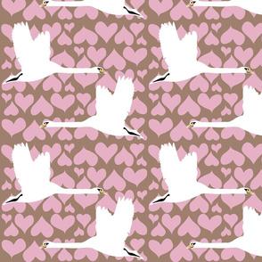 Swan - Pink
