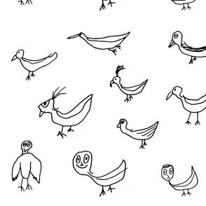 Winsome Birds
