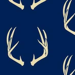 khaki antlers