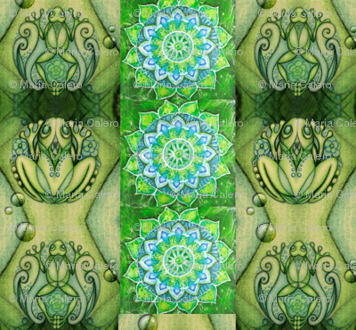 Green Frogz